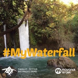 my waterfall
